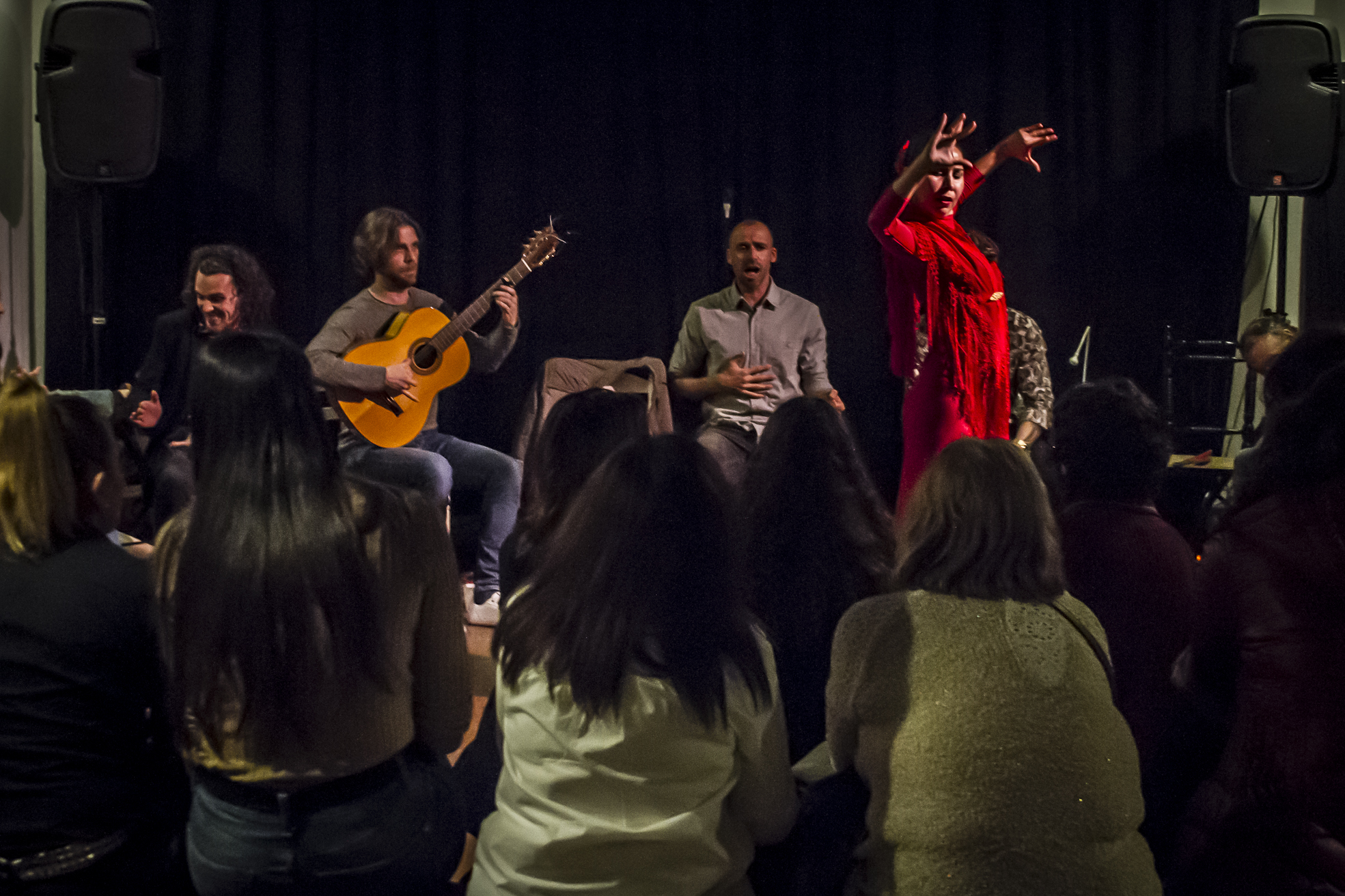 Espectáculo Flamenco - Escuela Lucero Cárdenas