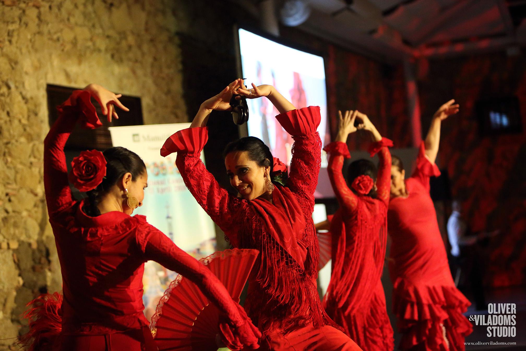 Espectáculo Escuela de Flamenco Lucero Cárdenas