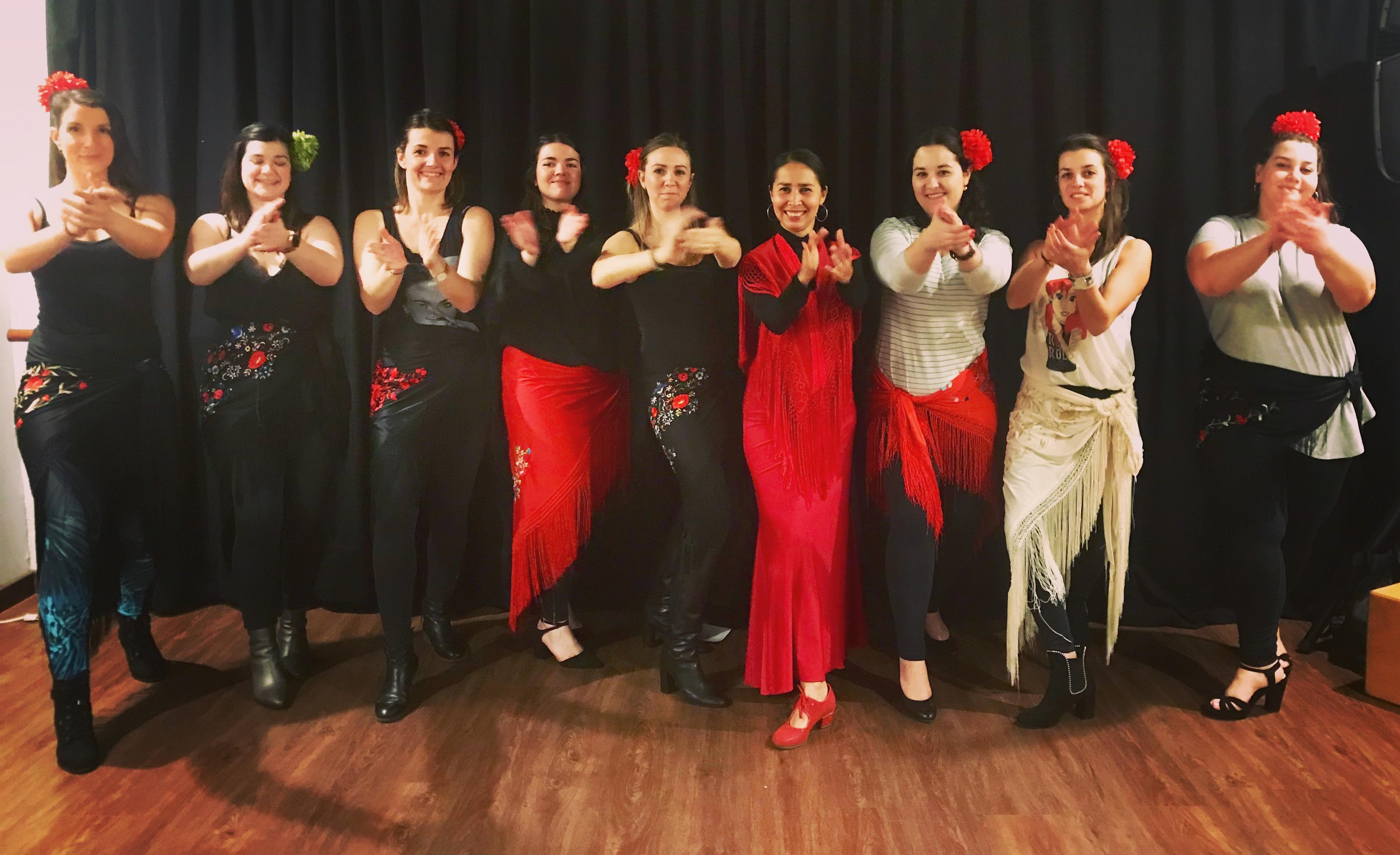 Turismo cultural flamenco - Lucero Cárdenas