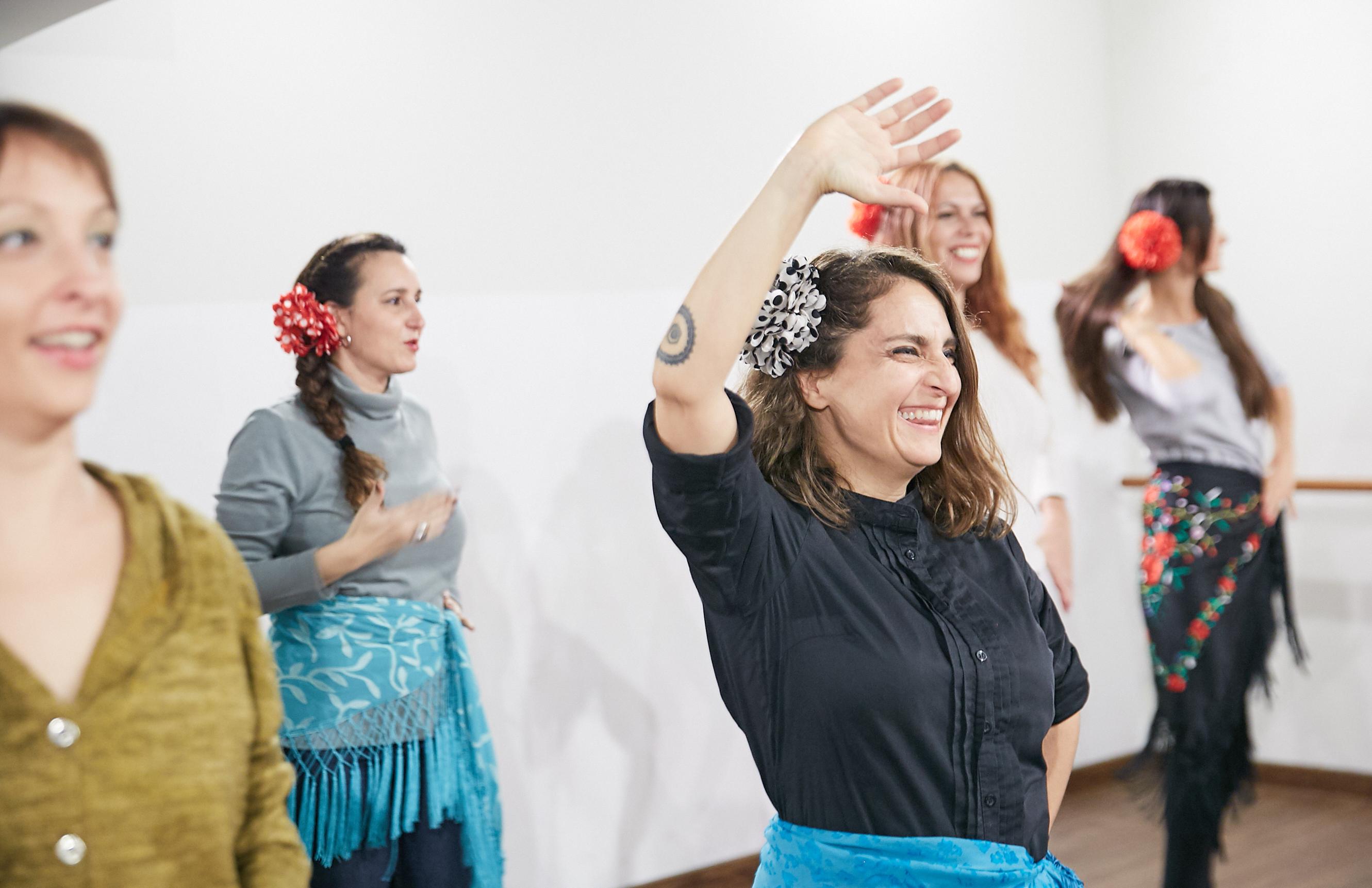 Turismo cultura flamenco 2 - Lucero Cárdenas