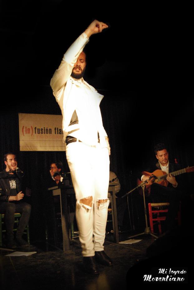 Actuación Flamenca Popo Gabarre