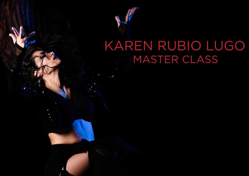 materclass Karen Rubio Lugo