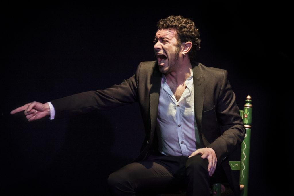 Juan Murube flamenco barcelona