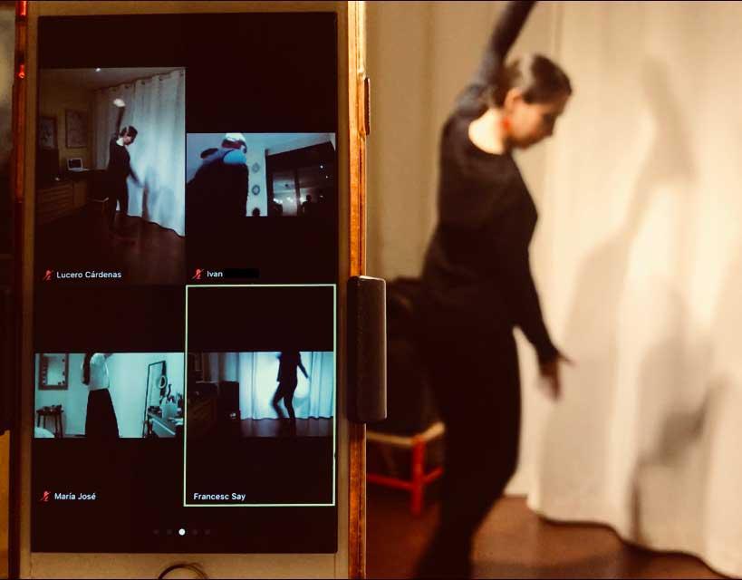 curso flamenco online