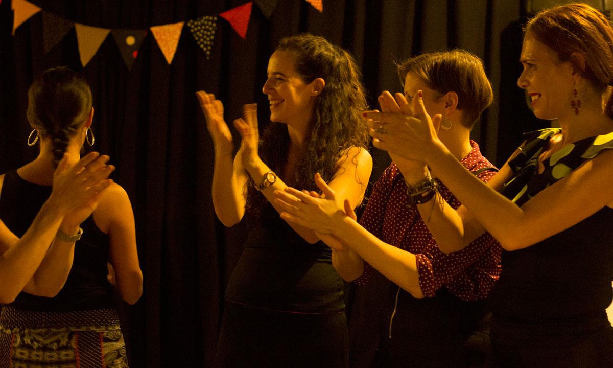 intensivo compas para el baile